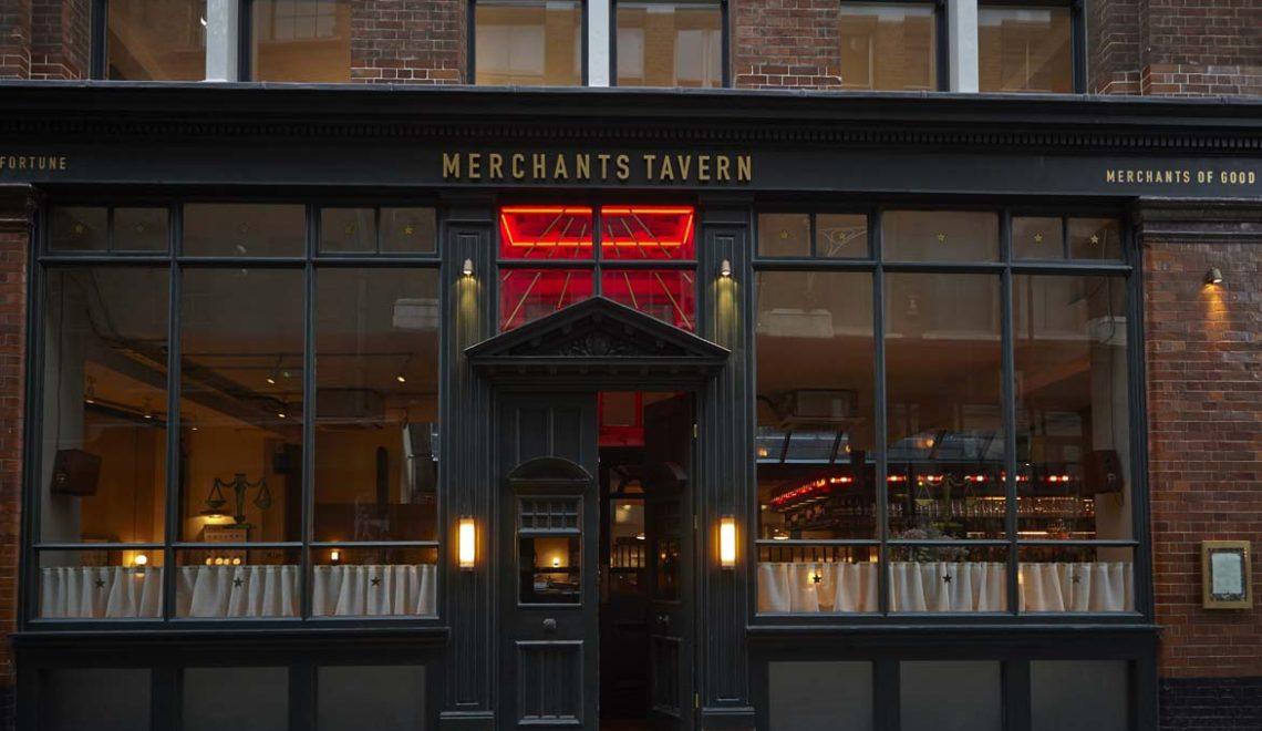 Merchants Tavern Restaurant Review, London: Between a rock and hard place