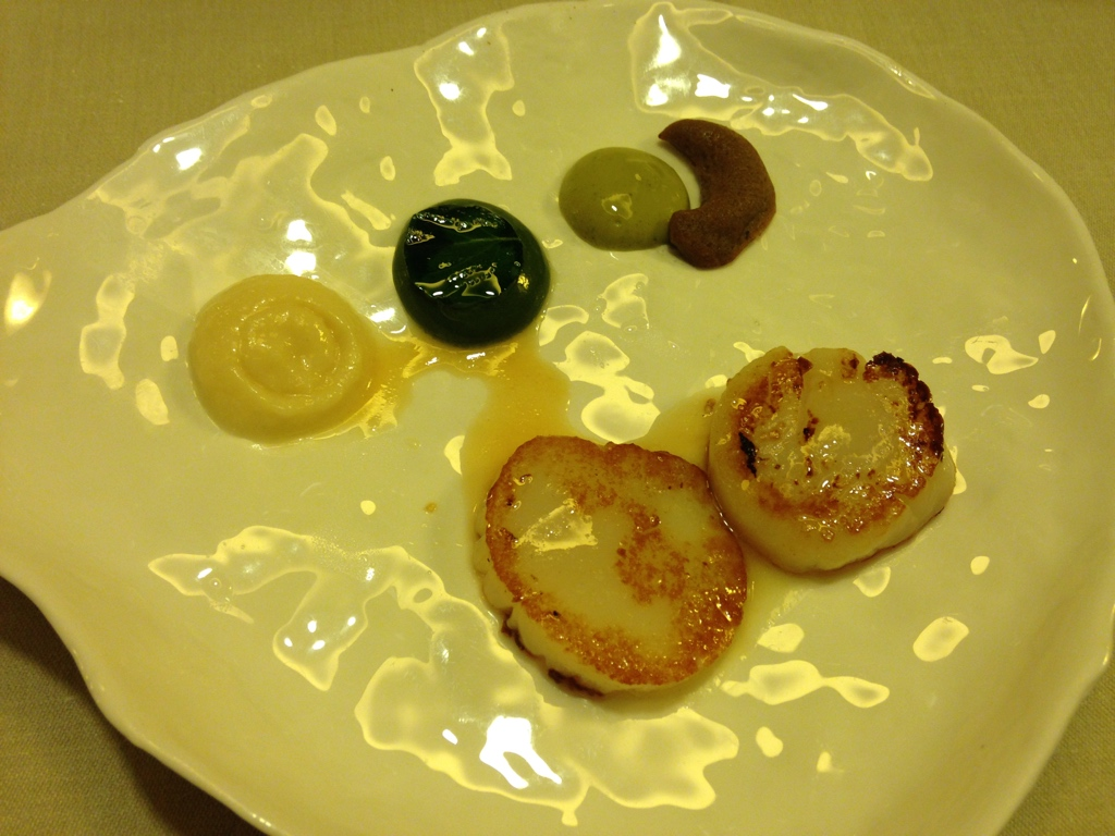etxanobe-restaurant-bilbao-scallop-travel-highlife