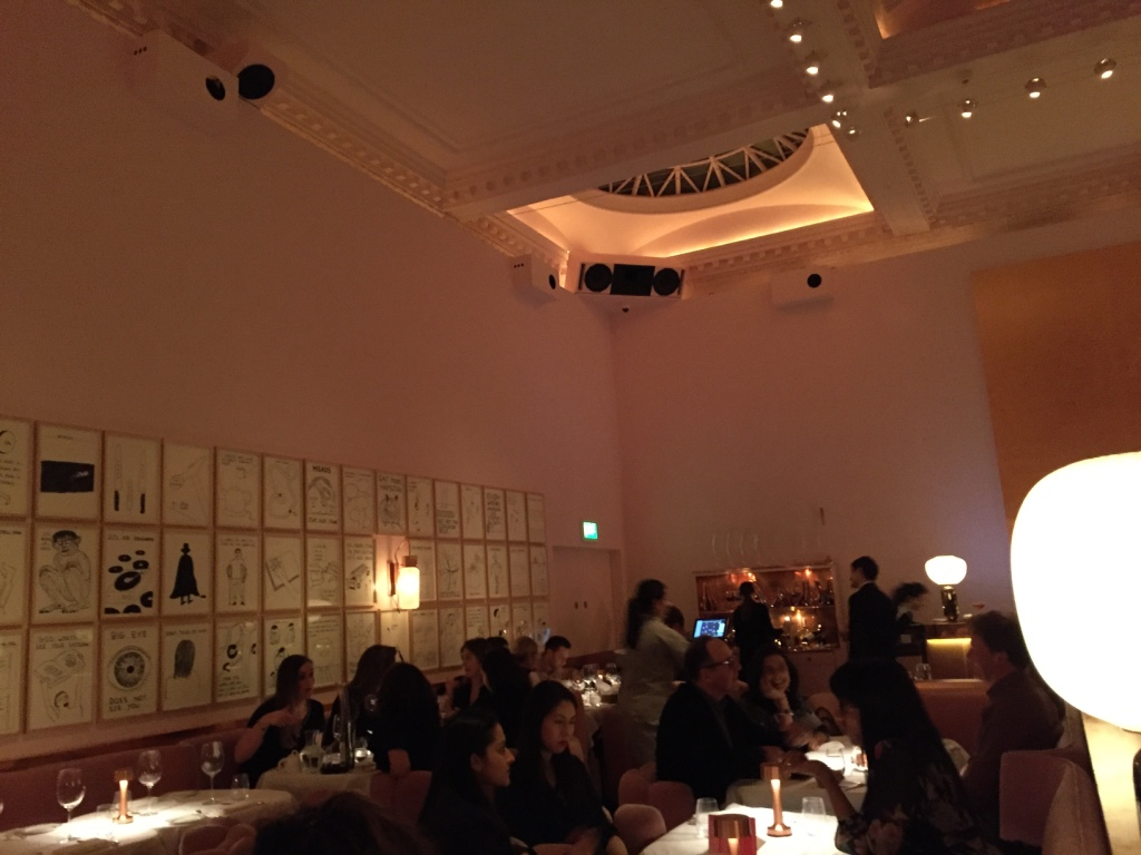 Sketch Restaurant London Stunning Venue For A Special