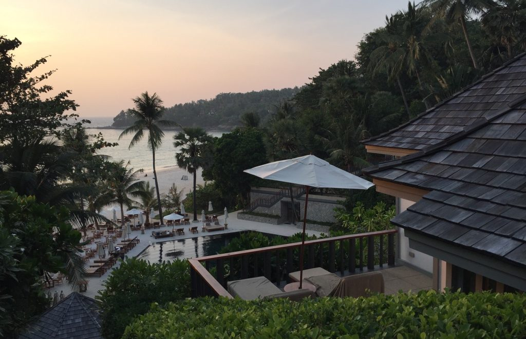 The Surin Resort, Phuket: Swiftly becoming our second home