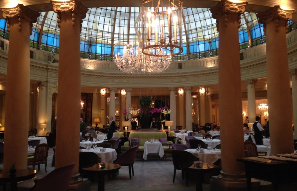 Westin palace hotel madrid in the heart of madrid - Hotel the westin palace madrid ...