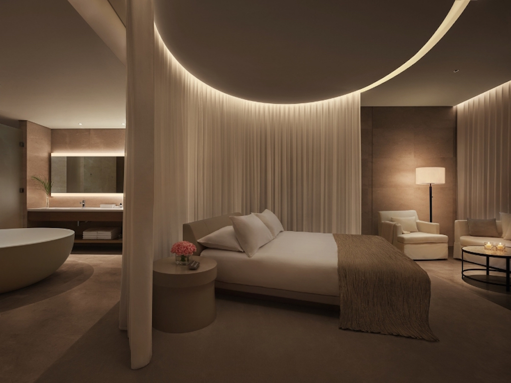 The Sanya Edition Loft Oceanfront Guestroom
