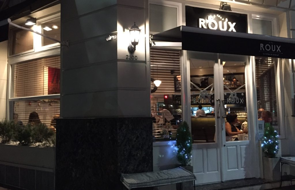 Roux Restaurant, Buenos Aires: Contemporary dining with a touch of the Med