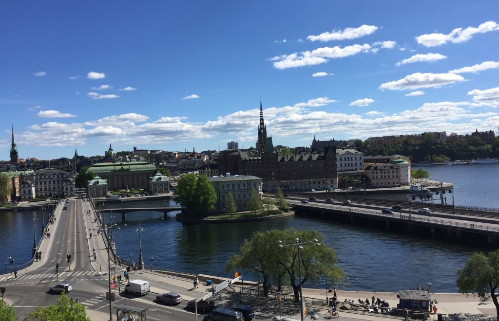 Sheraton Hotel, Stockholm: A solid hotel for business travel