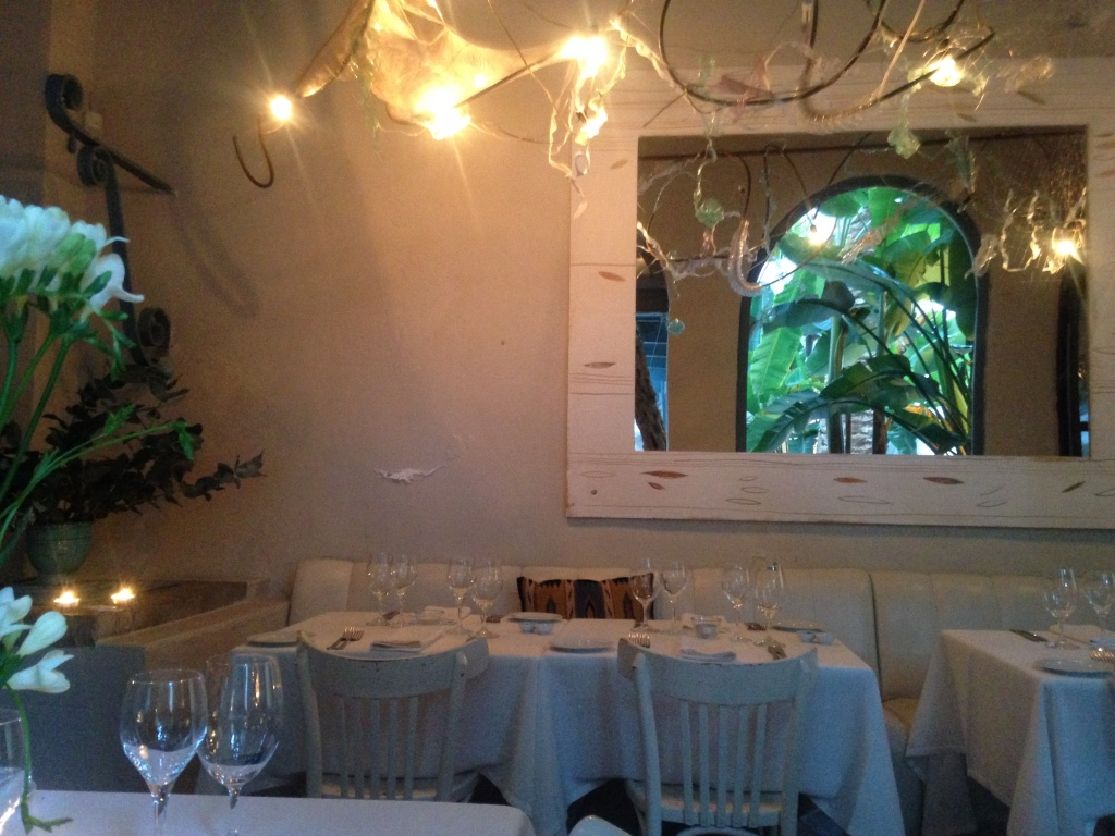 Fragata Restaurant, Sitges: The grand dame of the promenade
