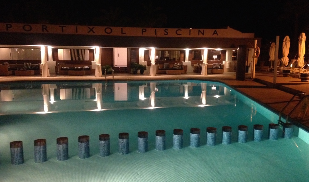 Portixol Hotel Restaurant, Palma: Scandic cool in Mallorca