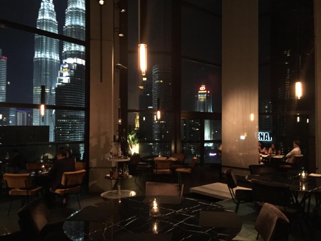 Nobu Restaurant, Kuala Lumpur: Satisfyingly consistent