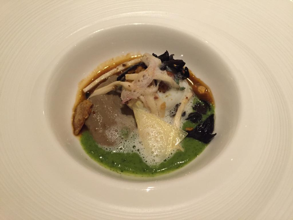 gauthier-soho-restaurant-london-poached-pheasant-egg-travel-highlife