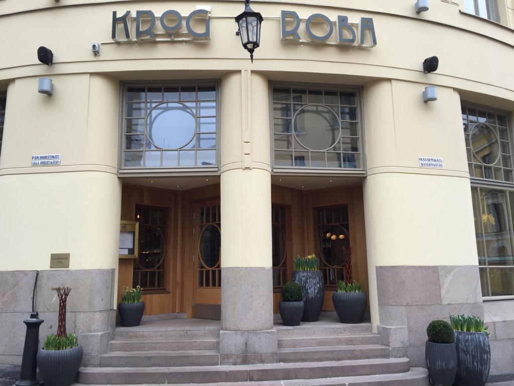 Hotel Lilla Roberts, Helsinki: Stylishly designed boutique hotel