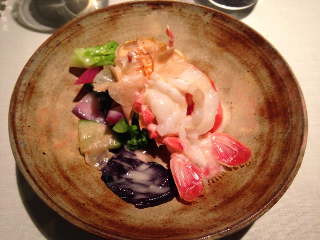les-creations-de-narisawa-restaurant-tokyo-langoustine-travel-highlife