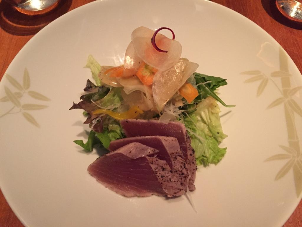 nobu-restaurant-kuala-lumpur-omakase-menu-tuna-tataki-travel-highlife
