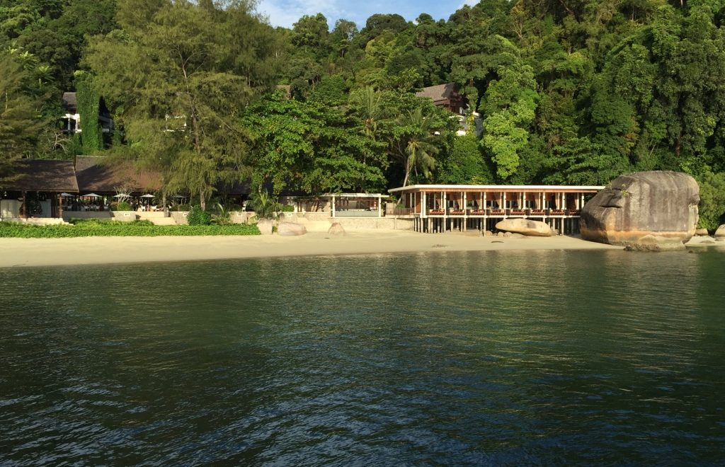 Pangkor Laut Resort, Pulau Pangkor: One island, one resort, but where's the privacy?