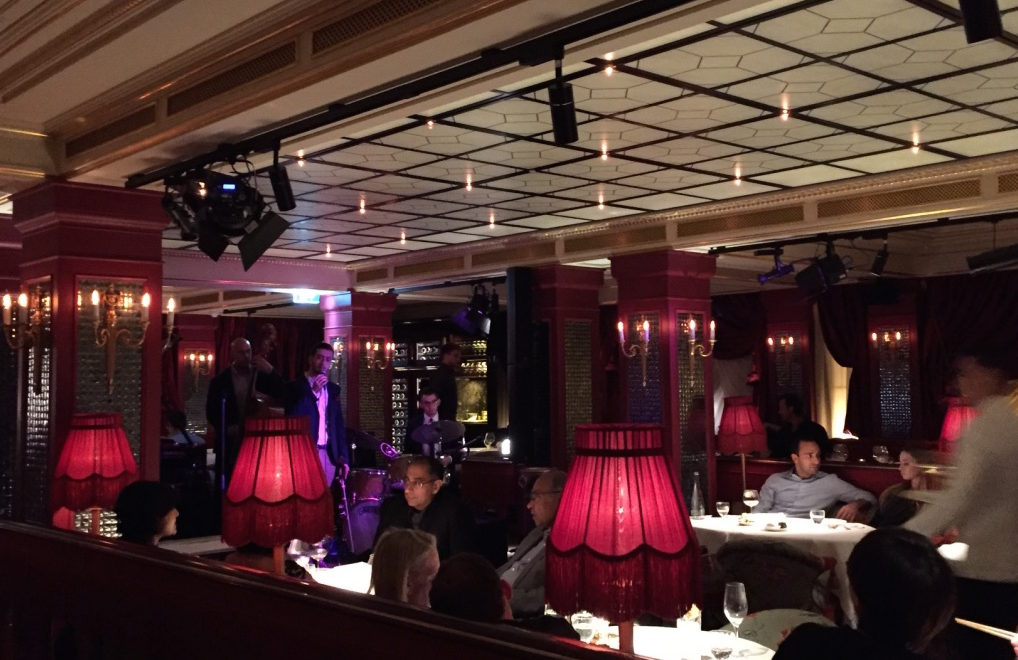 Park Chinois Restaurant, London: Posh Chinese Extravagance