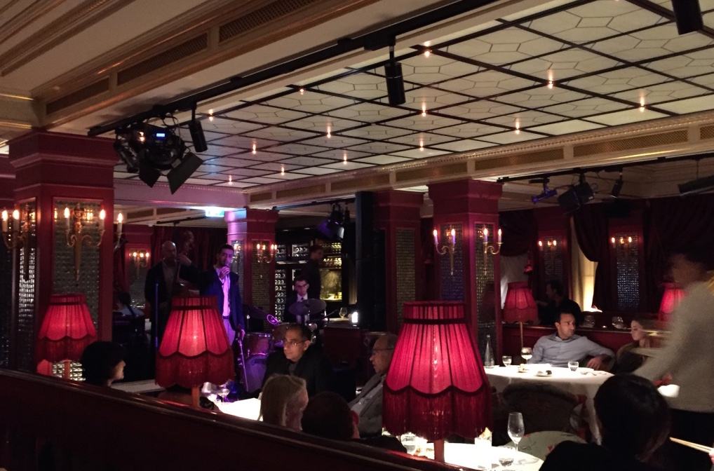 Barrafina Restaurant, London: Private dining at UK's best