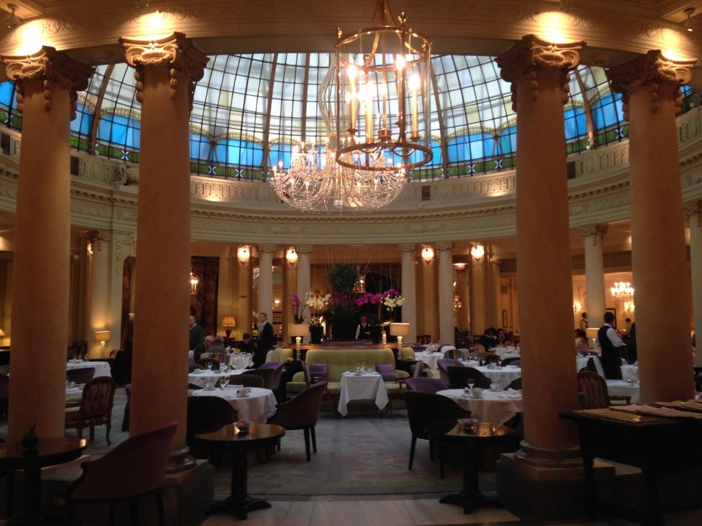 Lua Restaurant, Madrid: Interesting and well balanced