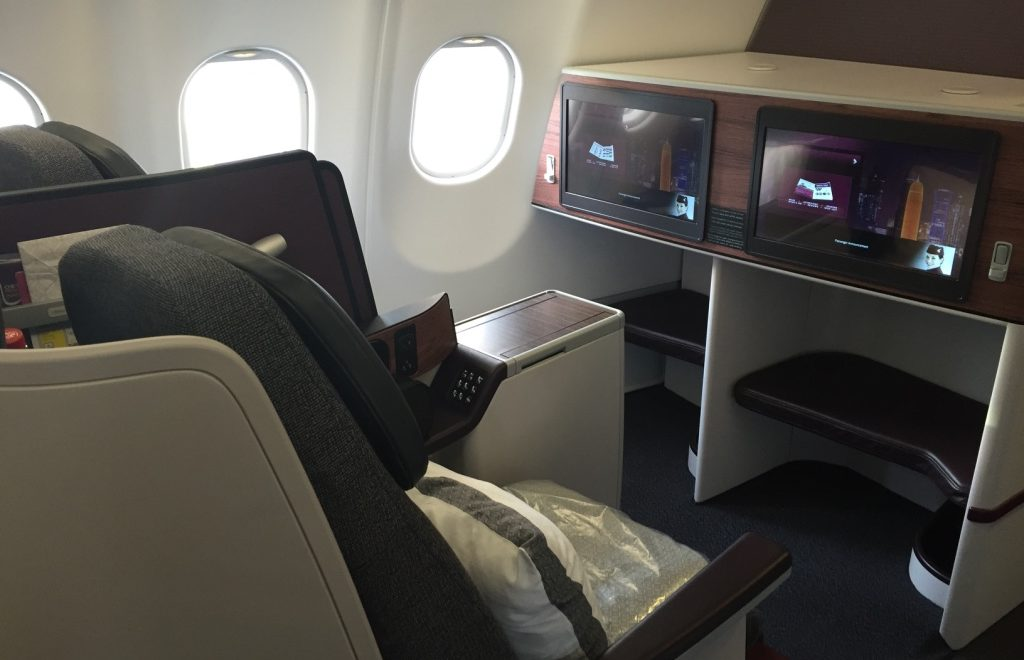 How to fly premium cabin at economy prices, Highlife-style