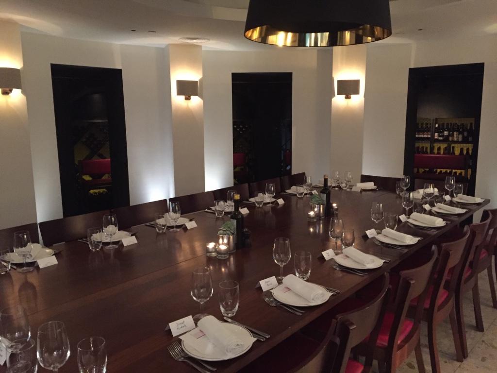 Park Chinois Restaurant, London: Posh Chinese Extravagance