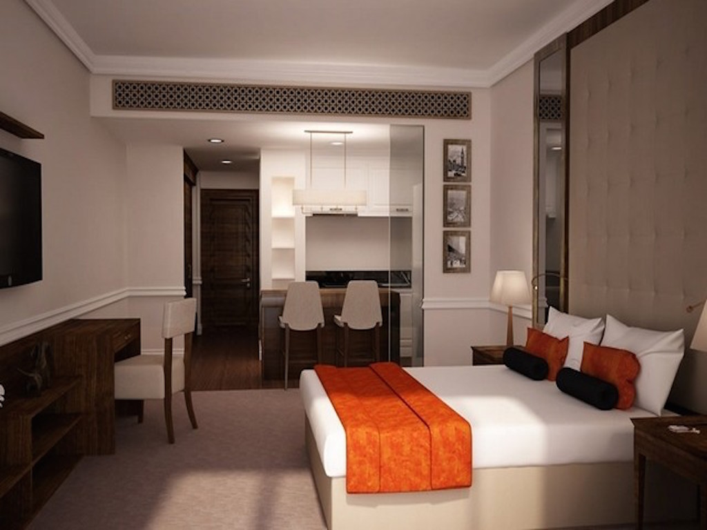 Dukes Hotel Dubai Apartment