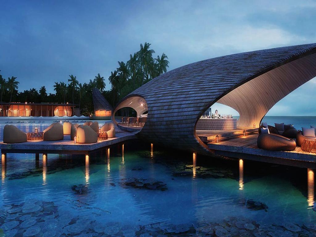 St. Regis Vommuli Resort Lounge